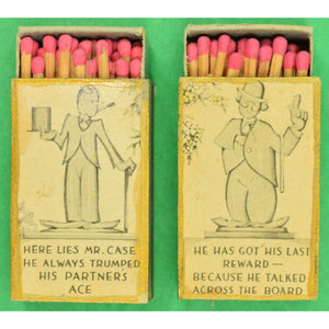 Pair of Vintage Matchbooks