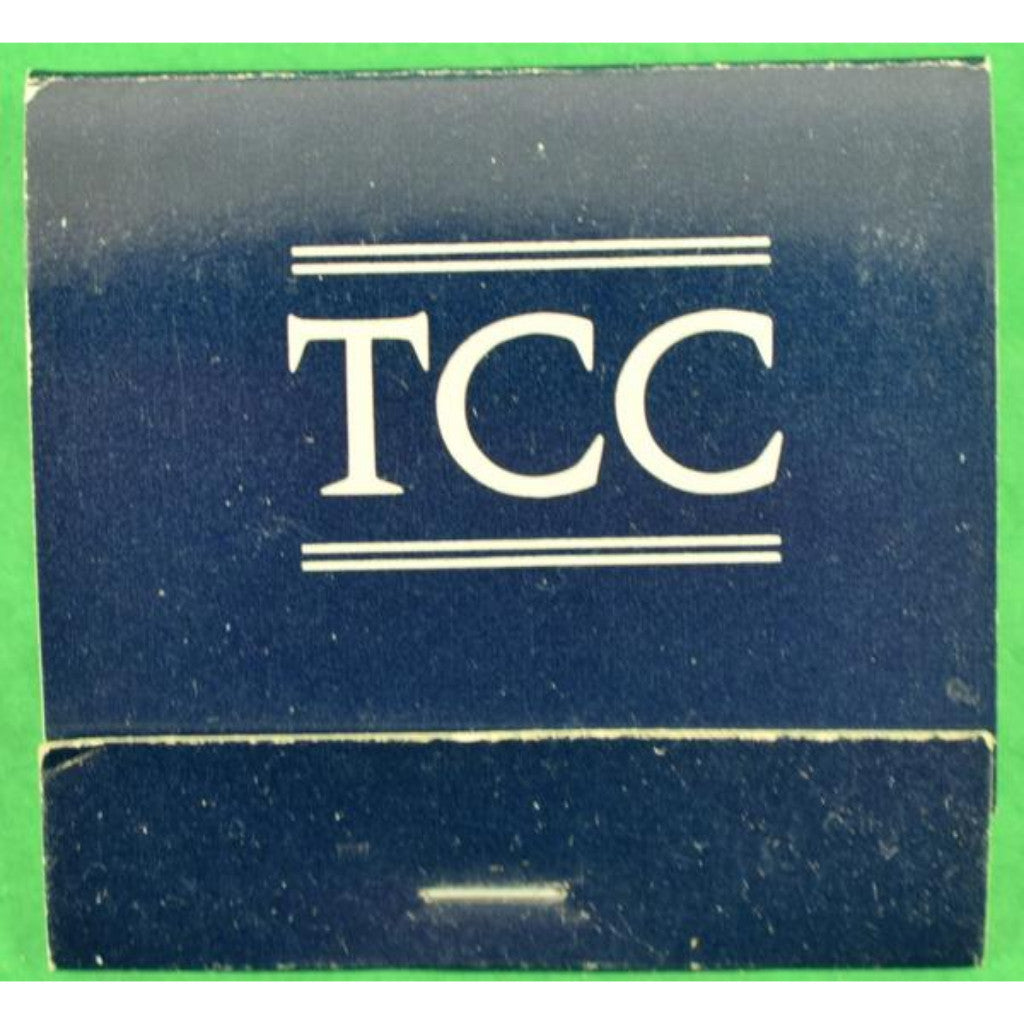 The Crane Club Matchbook