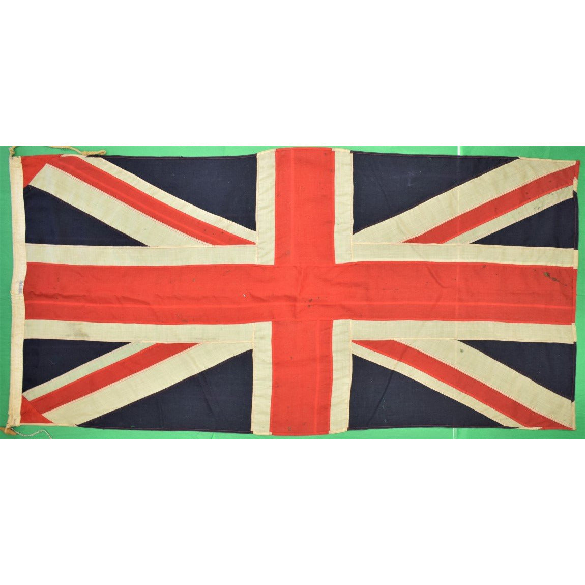 1920's Royal Union Linen Flag