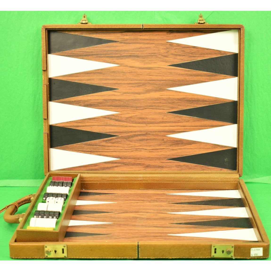 Gucci Backgammon Full-Sized Set