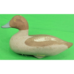 Capt Harry Jobes Hen Goldeneye Decoy