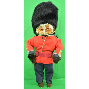"'Abercrombie & Fitch London Owl ""The Queen's Guard"""