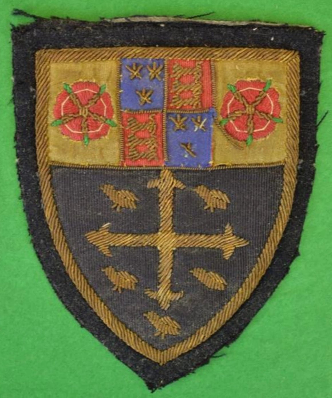 'Royal Blazer c.1930's Crest'