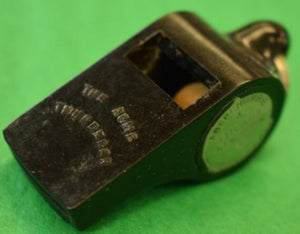 'Abercrombie & Fitch English Bakelite Vintage c.1930s 'The Acme Thunderer' Whistle'