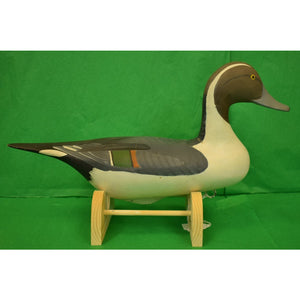 Capt. Harry Jobes 1987 Pintail Duck Decoy