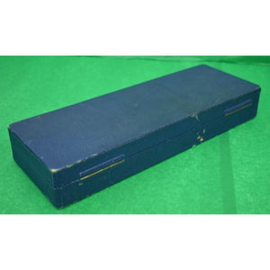'Abercrombie & Fitch Bakelite 397pc Poker Chip Case'