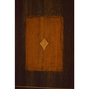 Gorgeous Tilt-Top Marquetry Inlay Card Table
