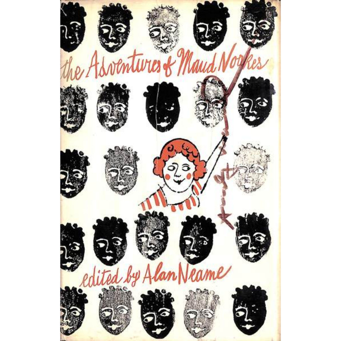"""The Adventures of Maud Noakes"" 1961 (Twice Signed by Andy Warhol!)"