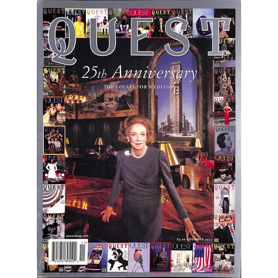 Quest Magazine 25th Anniversary The Collector's Edition