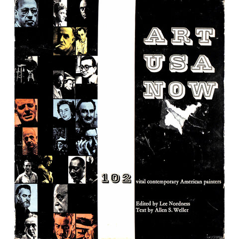"""Art USA Now 102 Vital Contemporary American Painters"""