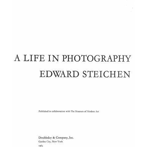 A Life In Photography