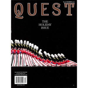 Quest Magazine: The Holiday Issue