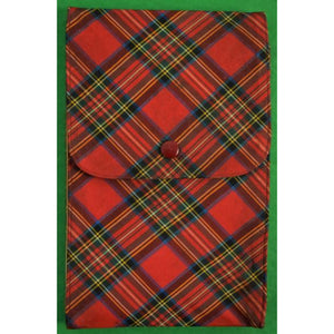 'Royal Stewart Tartan Tie Carrier'