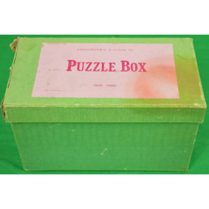 Abercrombie & Fitch 11pc English Puzzle Box Set