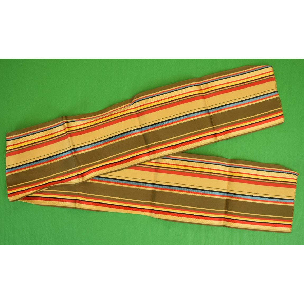 Multi-Stripe Grosgrain Fabric