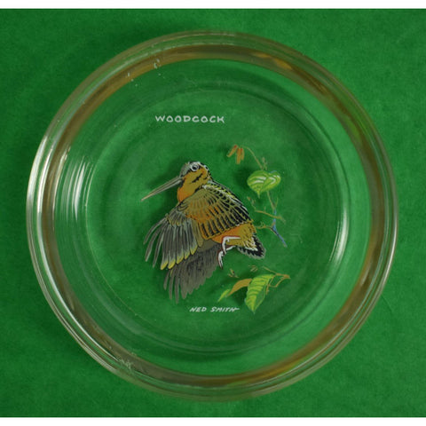 Fab Set of (5) Hand-painted Ned Smith Gamebird Coasters