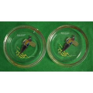 Set of 5 Hand-painted Ned Smith Gamebird Coasters