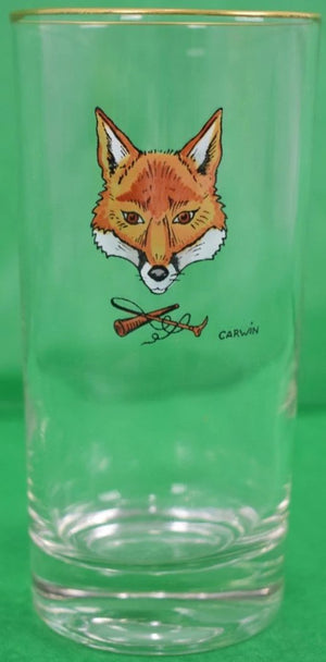 Set of 6 Carwin Foxhead High-Ball Glasses
