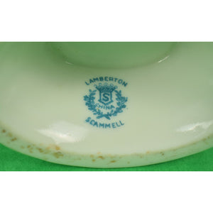 Meadow Brook Hunt Club Lamberton China Saucer