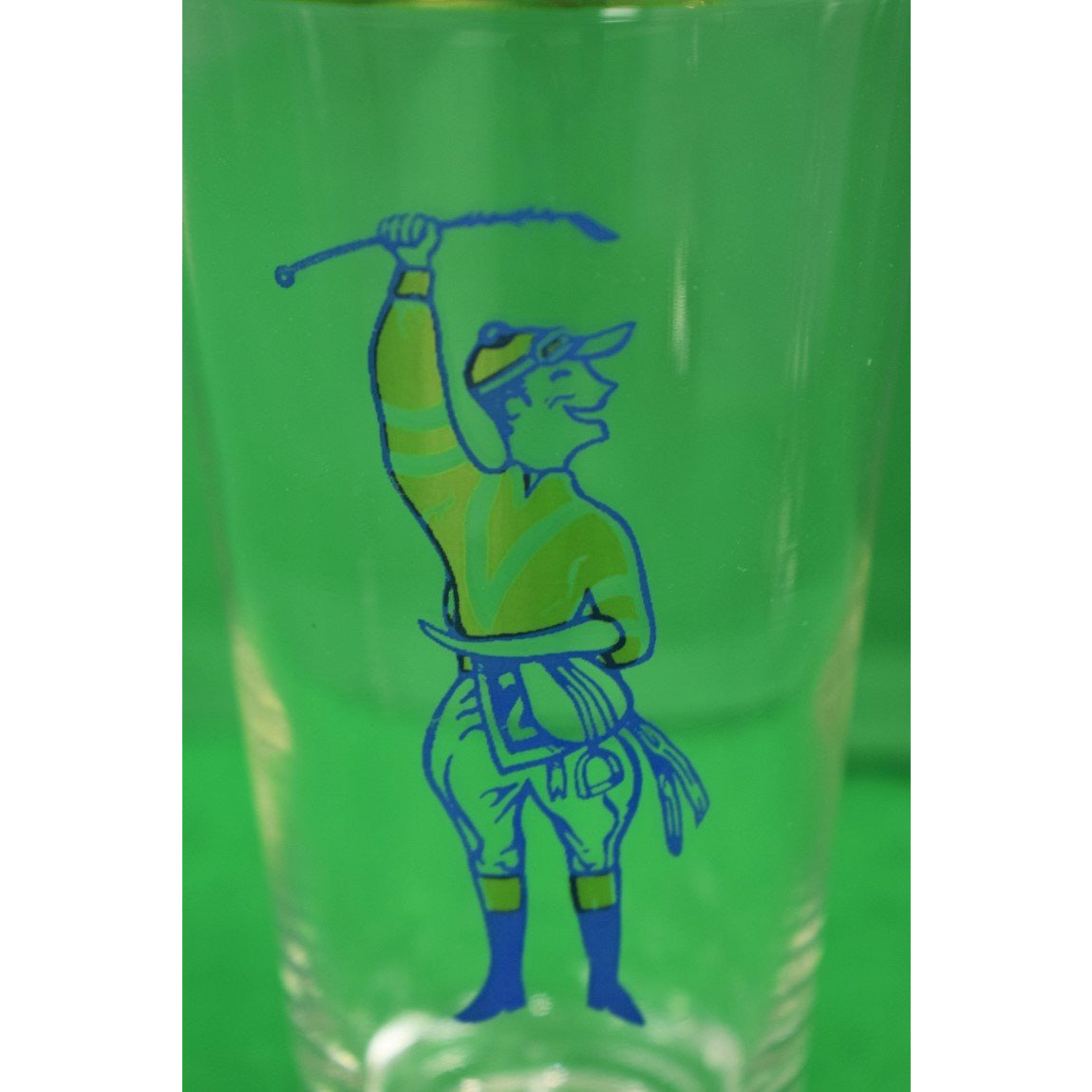 Set of 6 Jockey High-Ball Glasses