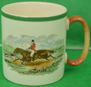 Spode Ceramic Taking The Lead Mug from the Mary Braga Oakendale estate