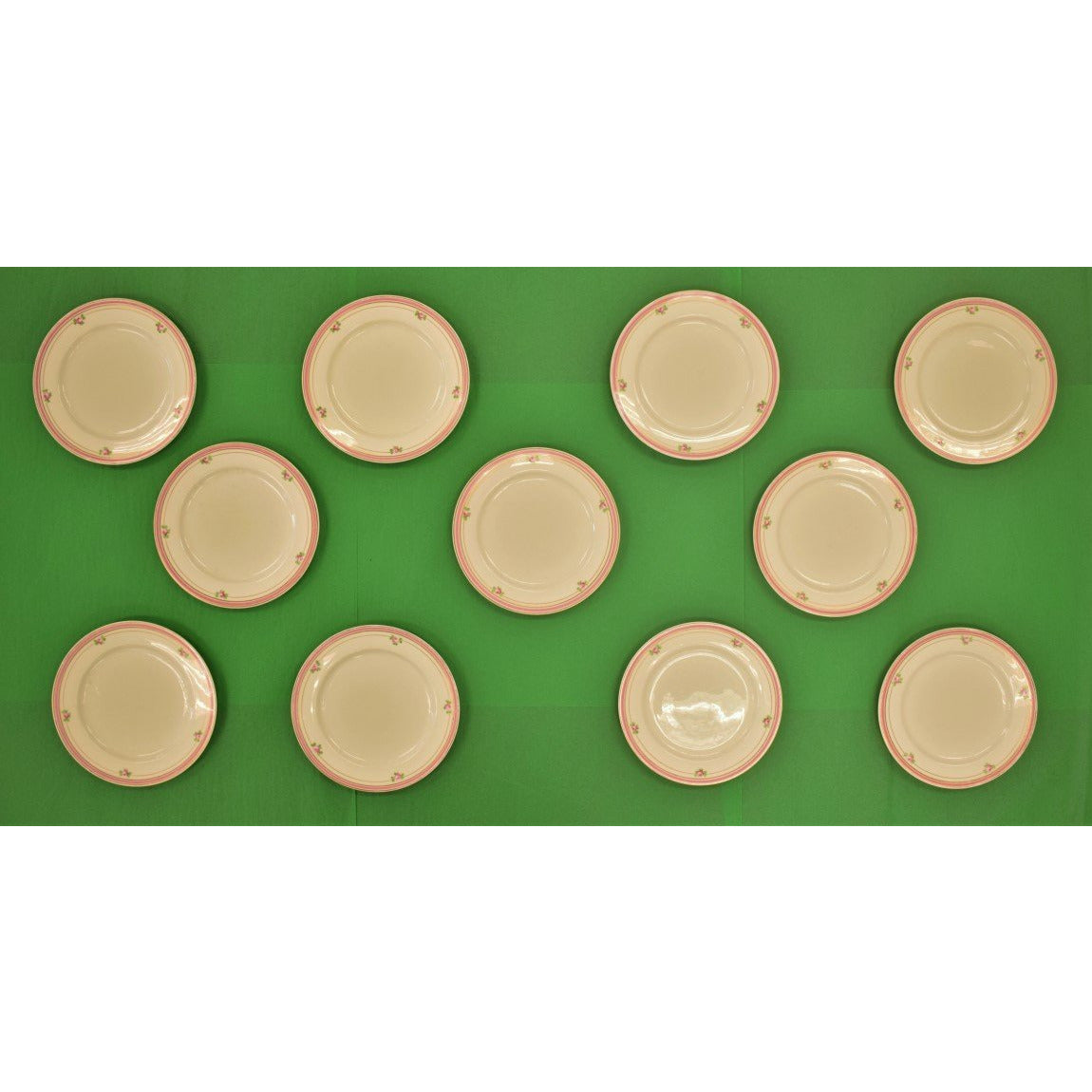 Set of 12 Lenox China Salad Plates