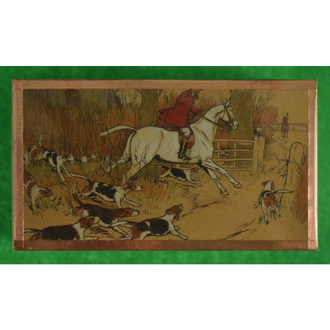 FoxHunter Matchbook