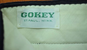 "Gokey Four Patch Panel Cord GT Trousers Sz: 36""W As New!"