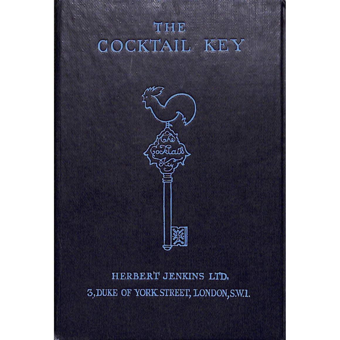 The Cocktail Key