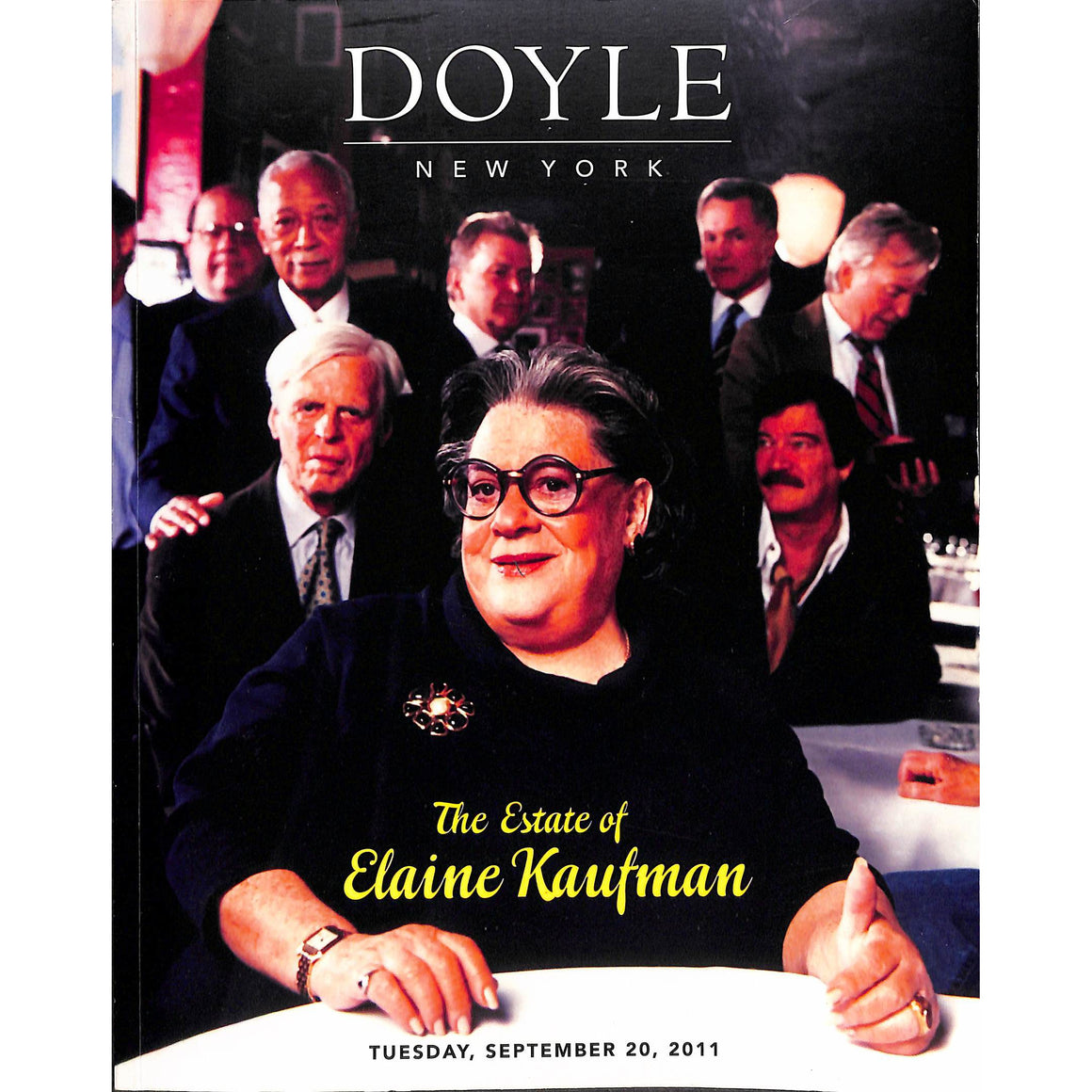 Doyle New York: The Estate Of Elaine Kaufman