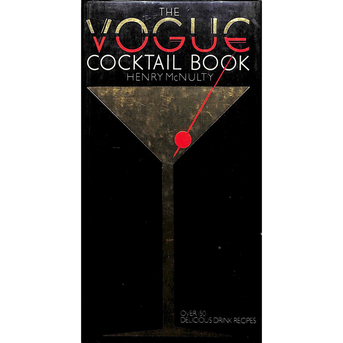 The Vogue Cocktail Book