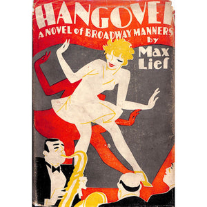 Hangover: A Novel Of Broadway Manner