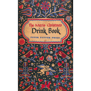 The Merrie Christmas Drink Book