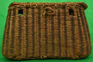 'Adirondack Wicker Creel Basket'