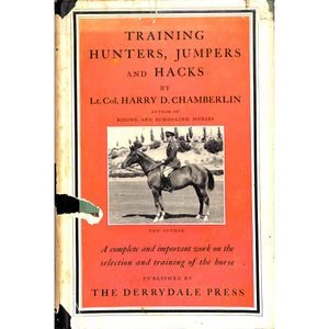 Training Hunters, Jumpers and Hacks