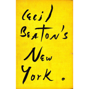 Cecil Beaton's New York