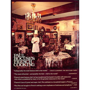 Paul Brocuse's French Cooking