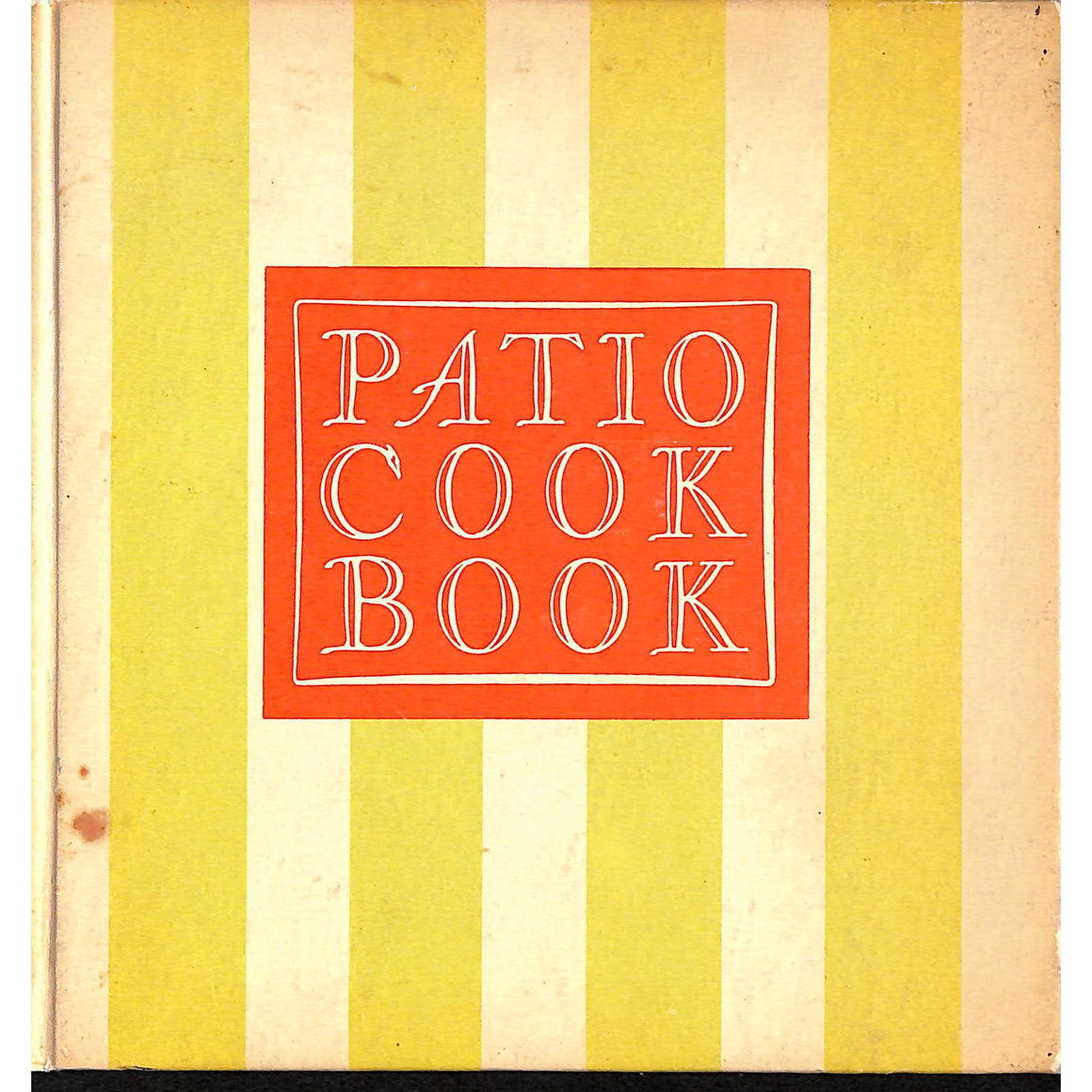 Patio Cook Book