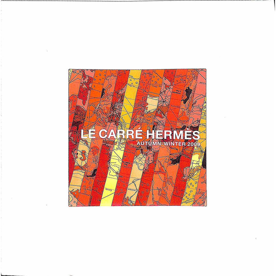 La Carre Hermes Autumn- Winter 2009