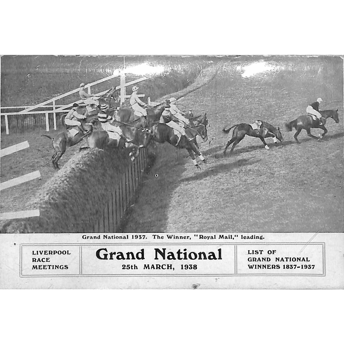Grand National: March 25, 1938