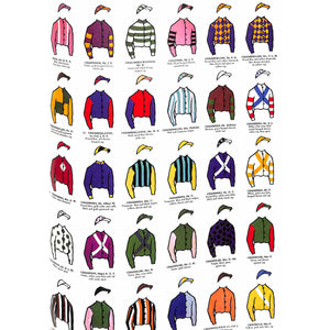 The Benson and Hedges: Book of Racing Colours