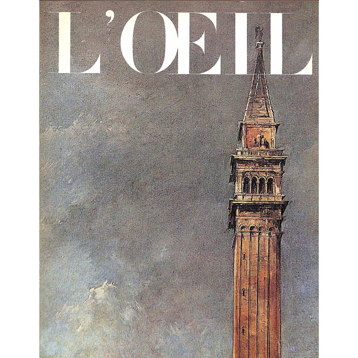 L'Oeil No 124, Avril 1965
