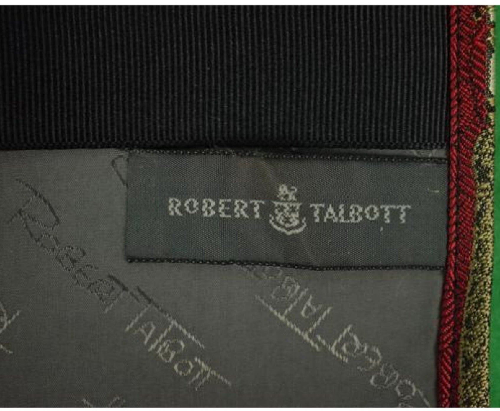 96dbefed93cf 'Robert Talbott Trout Fly 4 Panel Tie Carrier'