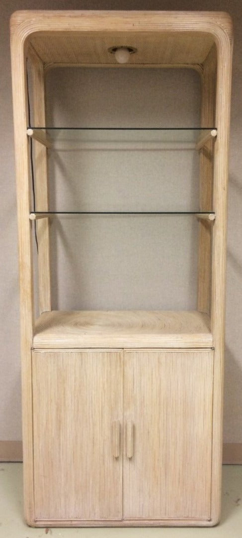 Palm Beach Bamboo Three Tier Etagere