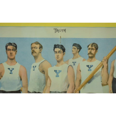 The Yale-Henley Crew 1896 pub by Truth Co