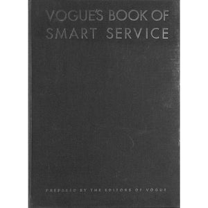 Vogue's Book Of Smart Service