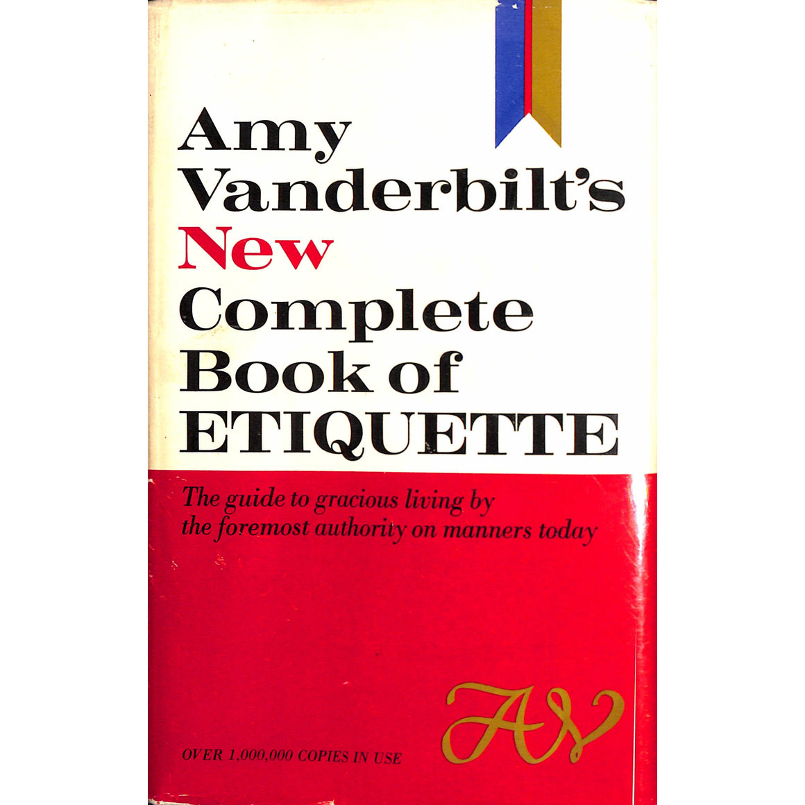 Amy Vanderbilt's New Complete Book of Etiquette