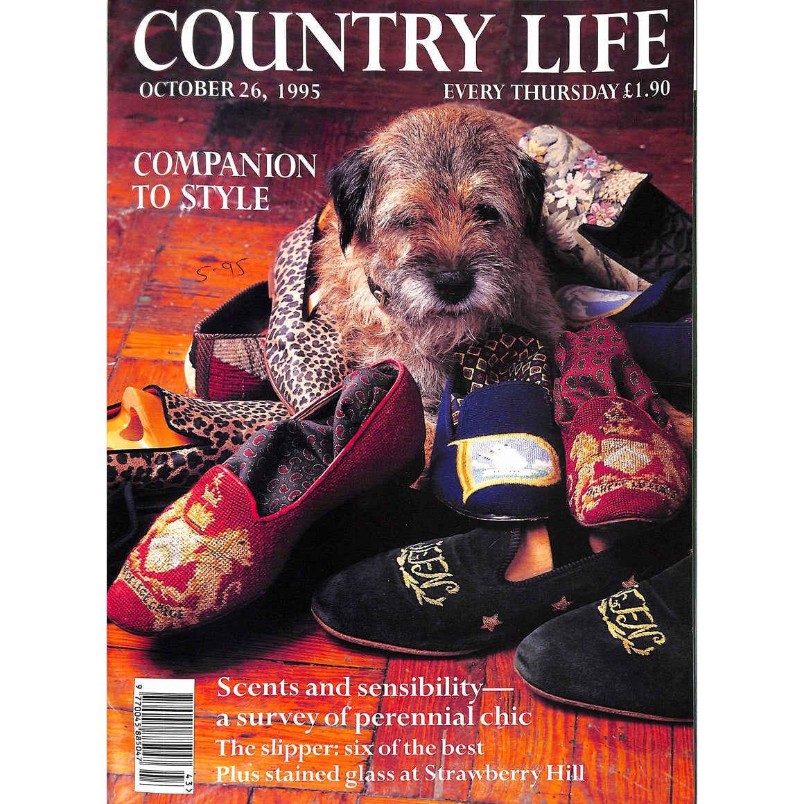 Country Life October 26, 1995