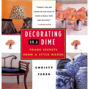 Decorating On A Dime