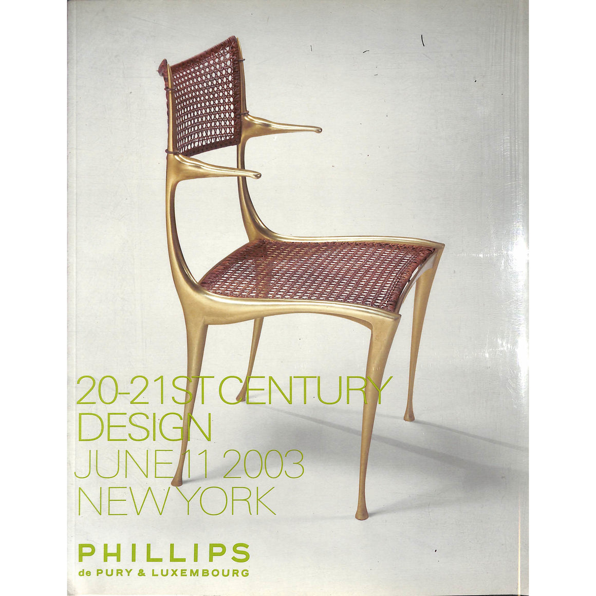 20-21st Century Design: June 11, 2003